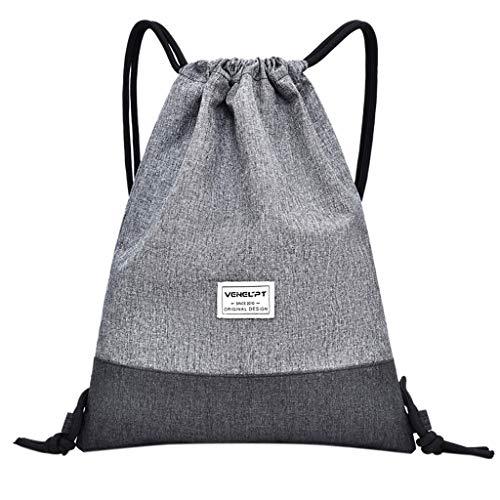 Fitness Sport Bag Beach Bag Outdoor Bundle Pocket Unisex Drawstring Bag - Mens Messenger Dadgear