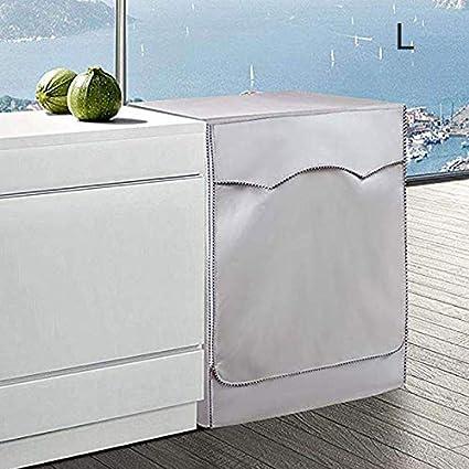 Amazon.com: Tenrry - Funda para lavadora con aberturas ...