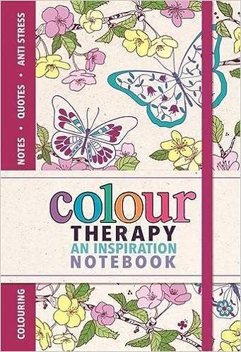 colour therapy notebook amazoncouk sam loman 9781782435471 books - Color Therapy Book