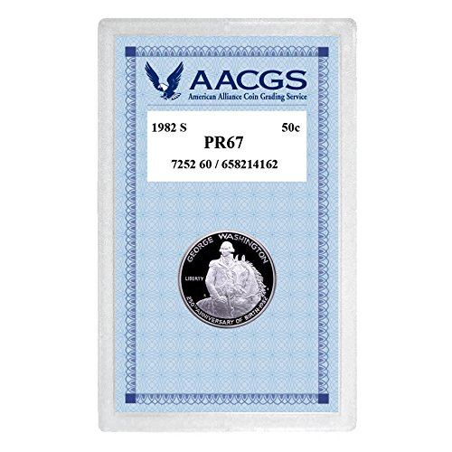American Coin Treasures 1982S Washington Commemorative Si...