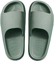 Thick Platform Slippers for Women Indoor Bathroom Slipper Soft EVA Anti-Slip Lovers Home Floor Slides Ladies S