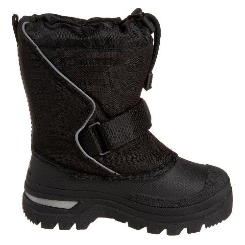 Boot Mustang Toddler Snow Baffin Black gT7RxU