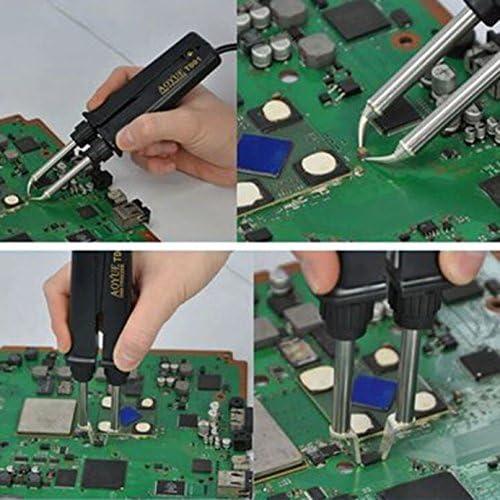 Griff Pinzette Lötstation Griff Elektrische Pinzette Für AOYUE 950 T001