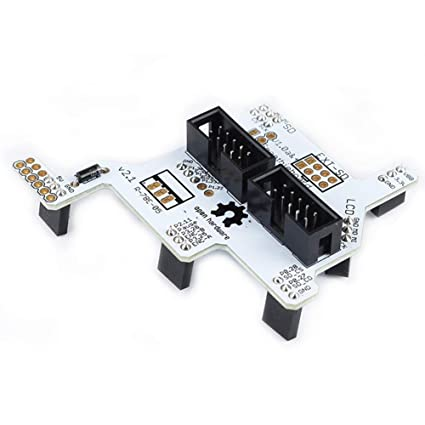 DishyKooker 5X V1.1 Mainboard 12864LCD Accesorios de impresora 3D ...