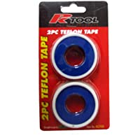 PROKIT RG2908 Teflon Tape 2pc 15mtr L x 12mm W 0.075mm Thick