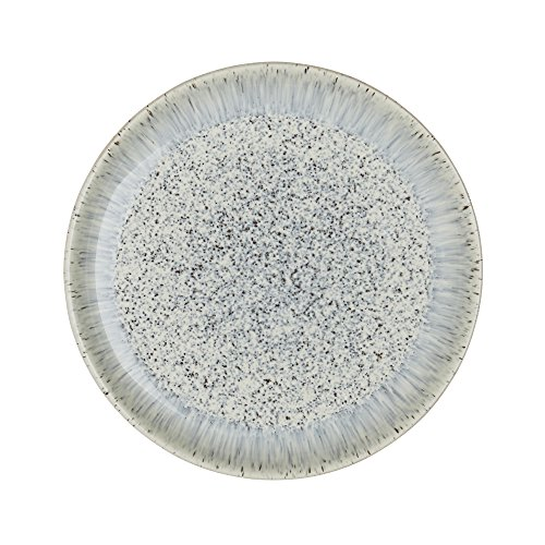 Denby USA Halo Coupe Salad Plate, Speckle ()