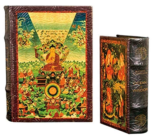 Keepsake Secret (Life of the Buddha Art Book Box Set Jewelry Keepsake Secret Box Buddhism)