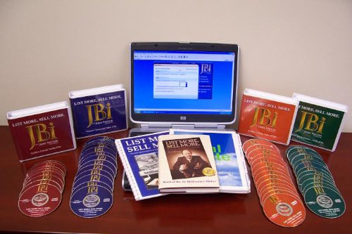 LIQUIDATION SALE! THE ENTIRE LIST MORE, SELL MORE Millionaire Maker System by Jerry Bresser