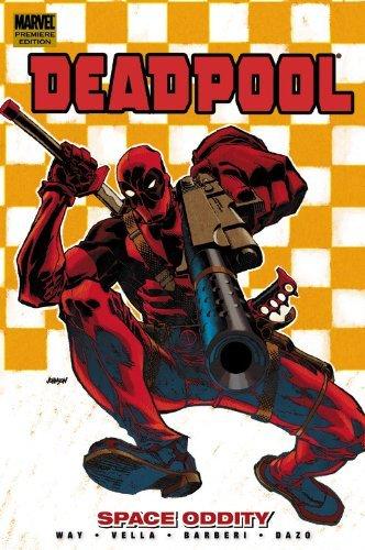 Deadpool Vol. 7: Space Oddity (Deadpool (2008-2012))