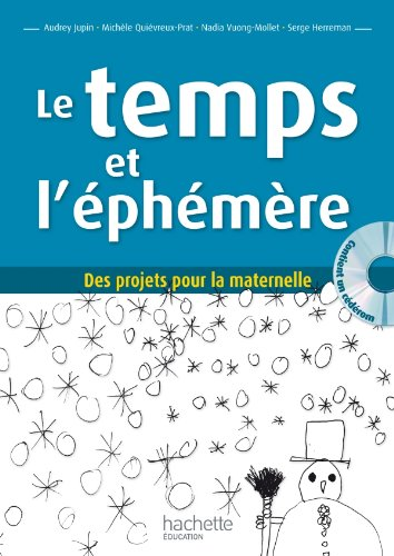 Amazon.com: Le temps et léphémère (1Cédérom) (9782011712585 ...