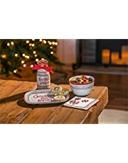 Cypress Home Classic Holiday Cookies for Santa Gift Set