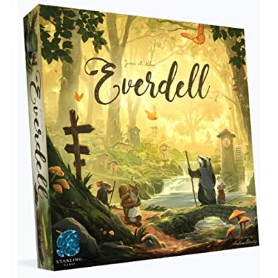 Everdell Standard Edition 2nd Edition: Toys & Games