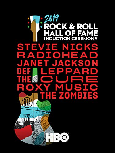 2019 Rock and Roll Hall of Fame Induction Ceremony ()
