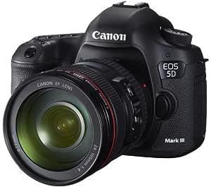 Canon 5D Mark III + EF 24-105 - Cámara Réflex Digital EOS 5D Mark ...