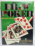 Arkade #2 Five Card Draw Poker by Avalon Hill for IBM PC 48K Diskette