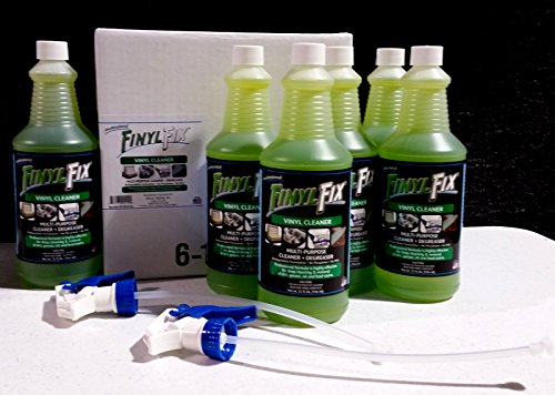 Multi Use Vinyl Seating (Finyl Fix Vinyl Cleaner)