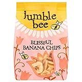 Jumble Bee Blissful Banana Chips350g