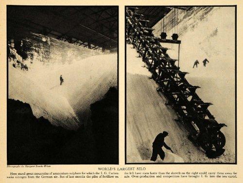 1930-print-worlds-largest-silo-nitrogen-i-g-farben-original-halftone-print
