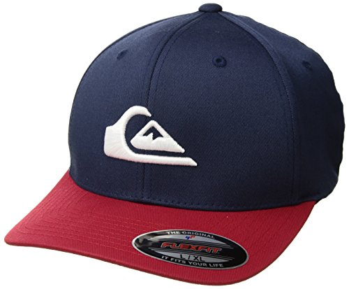 Quiksilver Men's Mountain and Wave Hat, Navy Blazer, (Quiksilver Mens Mountain Wave)