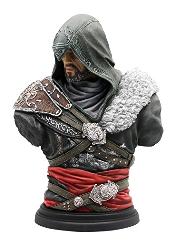 Ubisoft Assassin's Creed Revelations Ezio Bust Figurine Statue from Ubisoft
