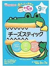 Wakodo Stick Cheese Biscuits, 50G