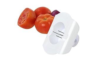 Kitchen + Home Food Safety Holder for Any Mandolin Slicer or Grater