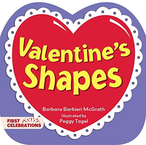 Valentine's Shapes (First - Valentine Shape