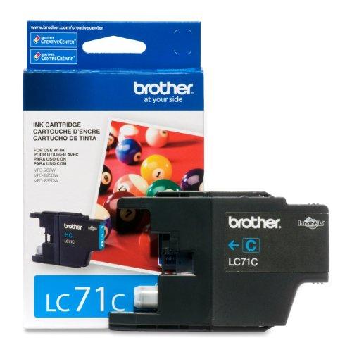 Brother Printer LC71C Standard Yield