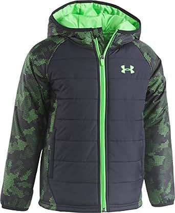 Amazon.com: Under Armour Boys' Puffer Jacket: Clothing