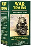 War Trains: Global Railroad Action [VHS]