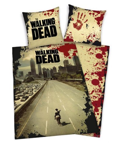 Buy The Walking Dead European Style Duvet Bet Cover Set Online At