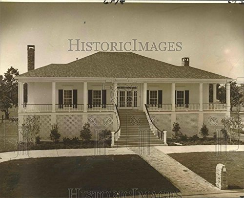 1979 Press Photo Frank Gatti III's latest speculation home in Chateau Estates - 8 x 10 in. - Historic - 1979 Chateau