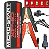 antigravity battery micro start - Anti-Gravity MICRO START XP-10HD HEAVY DUTY Car and DIESEL 650 Amp Jump Starter, 18000 mAh Power Bank and Flashlight with Carrying Case