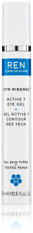 Ren - Active 7 Radiant Eye Gel 15Ml/0.5Oz - Soins De La Peau U-SC-3661 28003478