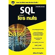 SQL Poche Pour les Nuls, 3e (POCHE NULS) (French Edition)
