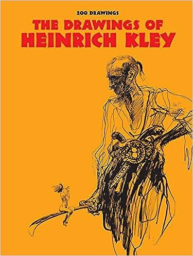 Written by H. Kley: The Drawings of Heinrich Kley (Dover Fine Art ...