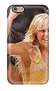 Premium Iphone 6 Case - Protective Skin - High Quality For Los Angeles Lakers Cheerleader Nba