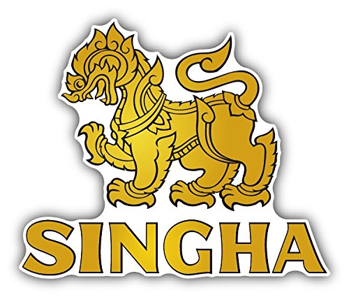 singha-beer-thai-drink-car-bumper-sticker-decal-14-x-115