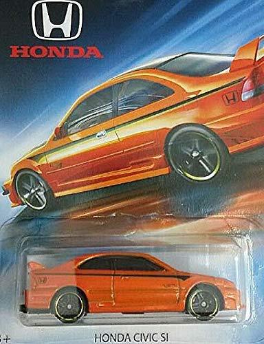 Hot Wheels Honda Series Orange Honda Civic SI -