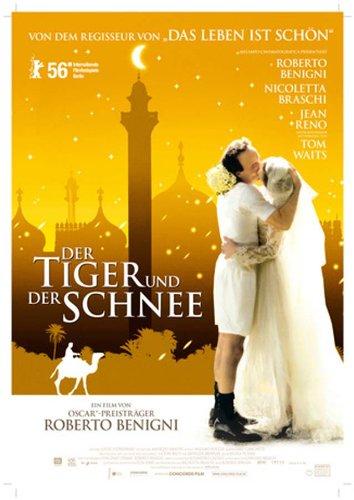 Filmcover Der Tiger und der Schnee
