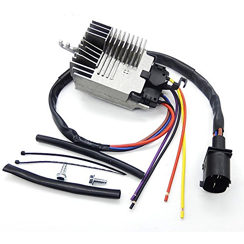 8E0959501AG Radiator Fan Control Unit Module Fits for AUDI A4 A4 CABRIO by Shinehome