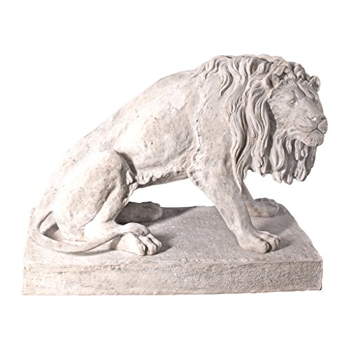 Design toscano kingsbury garden giant lion sentinel statue for Kingsbury garden designs