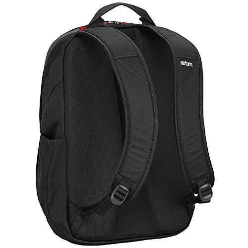 STM Bags STM-111-118M-56 Velocity Prime Backpack 33 cm (13 Zoll) stahl Schwartz