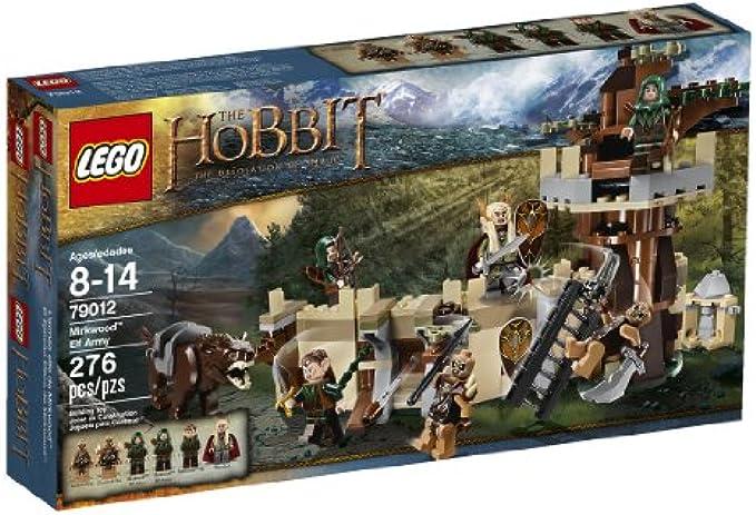 LEGO Hobbit 79012 Mirkwood Elf Army