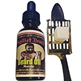 Beard Care Oil by Pugilist Brand Absinthe (Black Licorice & Spice)