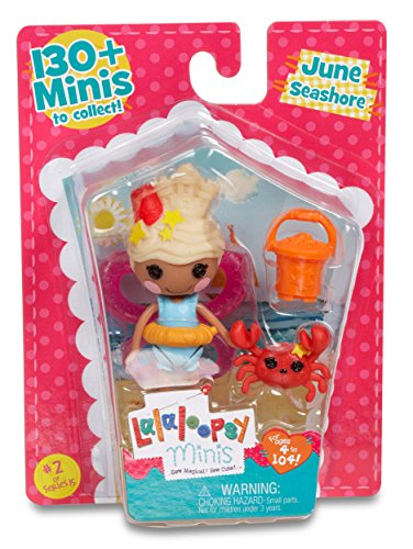Mini Lalaloopsy Doll- June Seashore