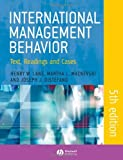 img - for International Management Behavior: Text, Readings and Cases book / textbook / text book
