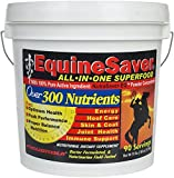 EquineSaver Nutritional Supplement for Horses by Figuerola. Contains NutraSaver-EQ: 300 Key Nutrients to Supply Your Horse's Nutritional and Therapeutic Needs for Optimal Health and Performance. (10)