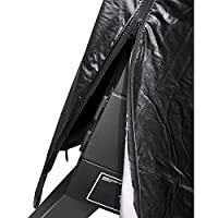 Smoke Hollow SC38 Heavy Duty Water Resistant PVC Smoker Cover by Outdoor Leisure Products Inc