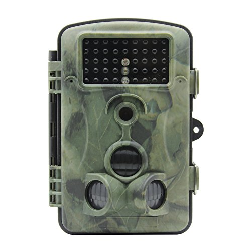 Newyes Games and Trail Hunting Camera HQ 12MP 1080P Stealth wireless security infrared Cam deer Cameras Waterproof IP54